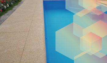 Hormigón Impreso para piscinas